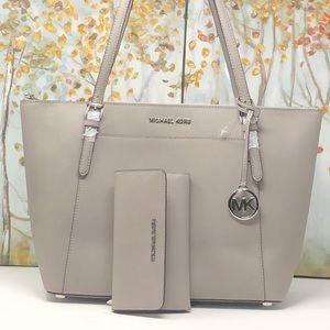 NWT Michael Kors bundle Ciara + wallet